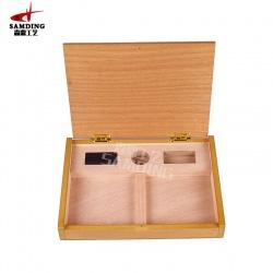 雪茄盒,雪茄盒定制,雪茄盒销售-森鼎工艺